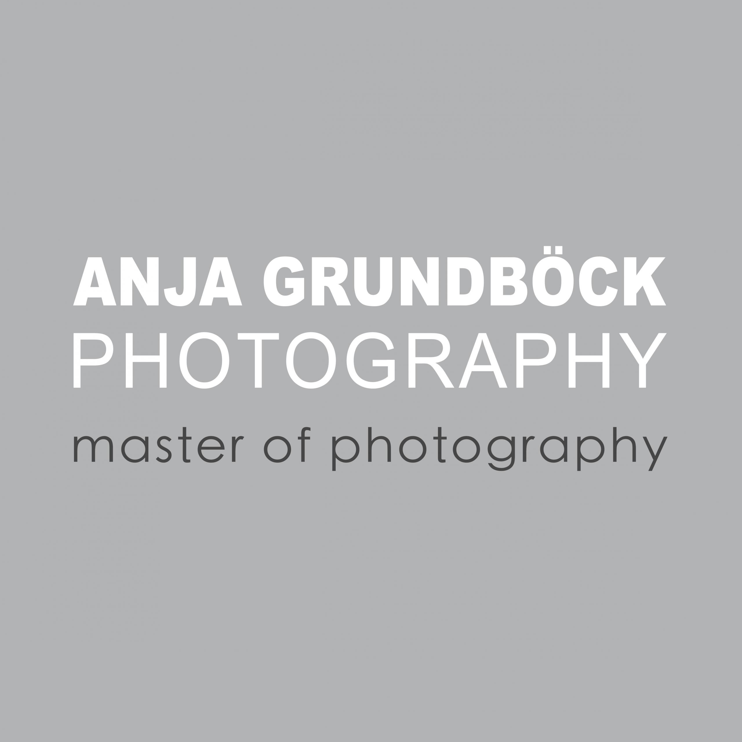 Anja Grundböck Fotografin Logo im Impressum