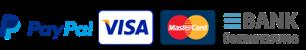 Zahlungsmethoden General Consulting Group Unternehmensberatung mit den Schwerpunkten Businessplan, Förderung, Gesellschaftsvertrag, Digitalisierung, Website, Social Media und Datenschutz